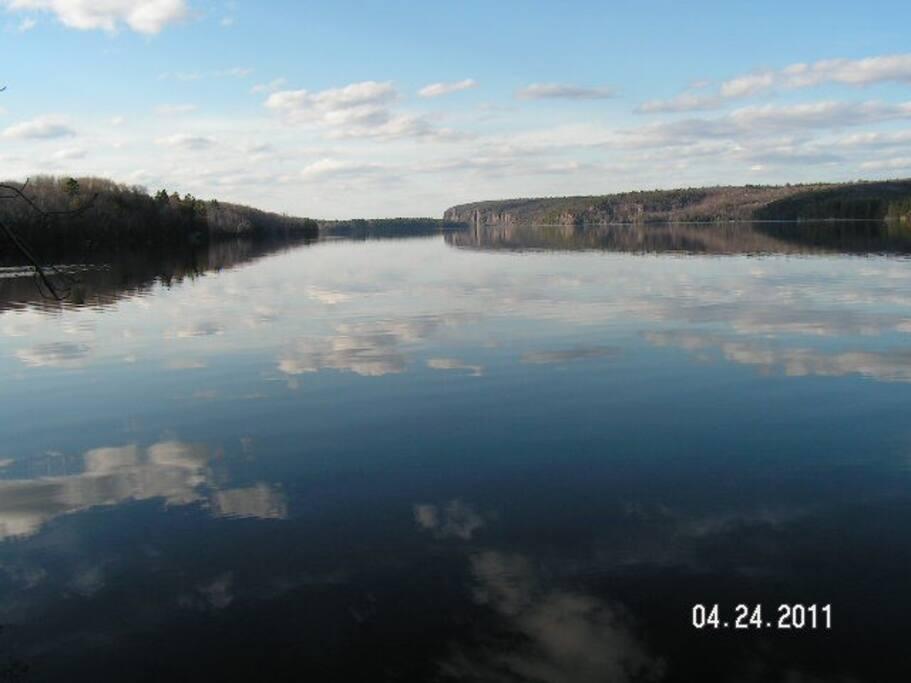 Lower Lake Mazinaw