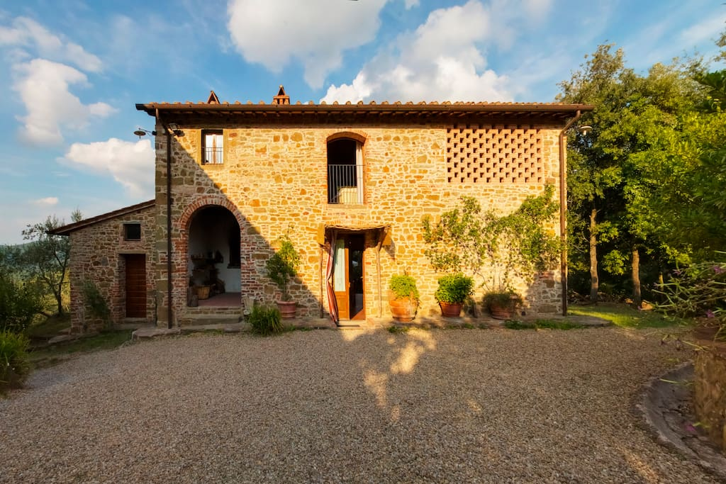 holiday home Pianali