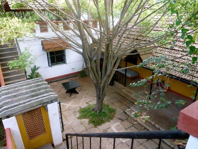 Cheeku: peaceful studio in a farm. - Bangalore