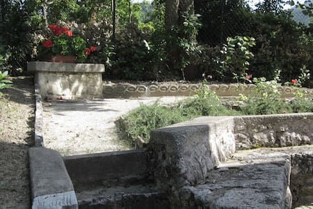 Guest House in Villa with Garden - Goriano Valli - Σπίτι