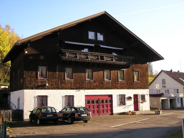 "Zimmer ""Allgäu"" zu vermieten - Isny im Allgäu - Lakás"