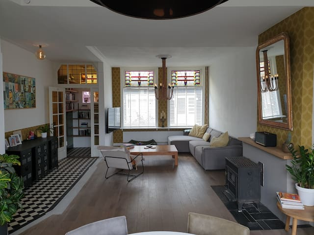 Exclusive authentic dyke house, 20 min Amsterdam