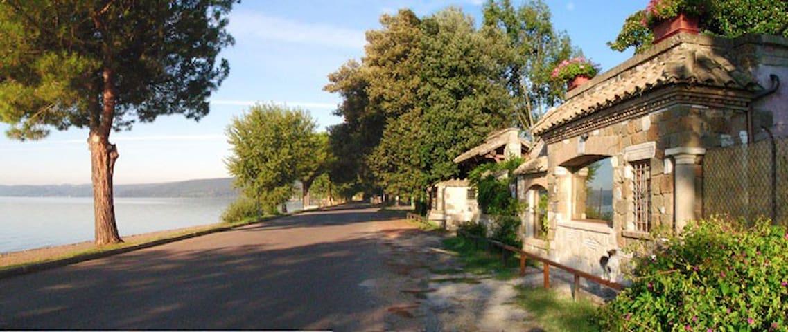 La casina incantata - Trevignano Romano - Cabin