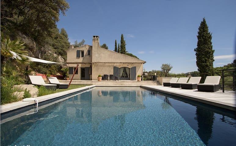 Villa Nirvana à Lourmarin, Luberon - Lourmarin - Villa