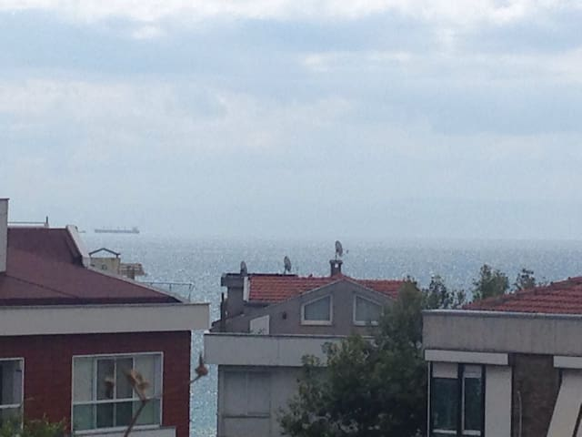 Close to the airport, central quiet - Istanbul - Apartment