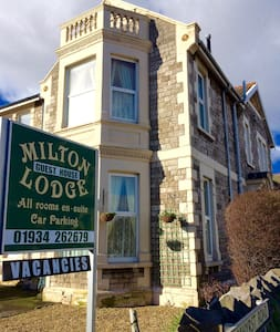 Milton Lodge Guest House - Weston-super-Mare