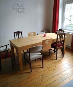 Altbaucharme in toller Lage - 比勒費爾德(Bielefeld) - 公寓