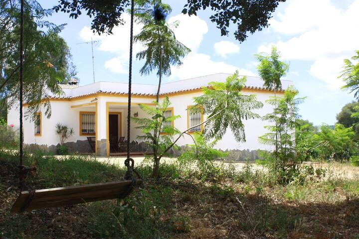 Rural house , near the beach.Vejer