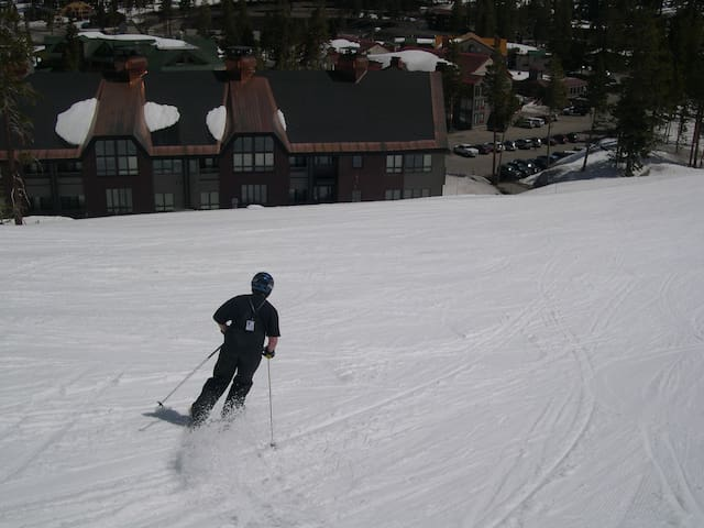 Luxury Ski-in Ski-out on the slopes - Kirkwood - Wohnung