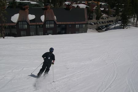 Luxury Ski-in Ski-out on the slopes