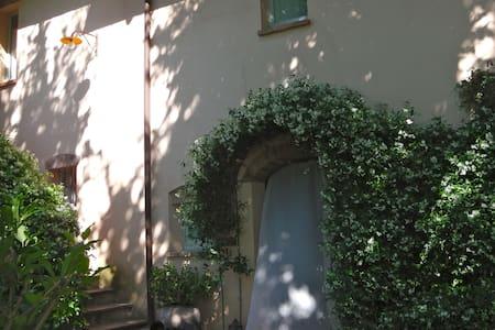 Ampio Appartamento, piano giardino