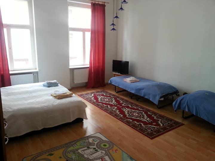 Apartment Café Dlask