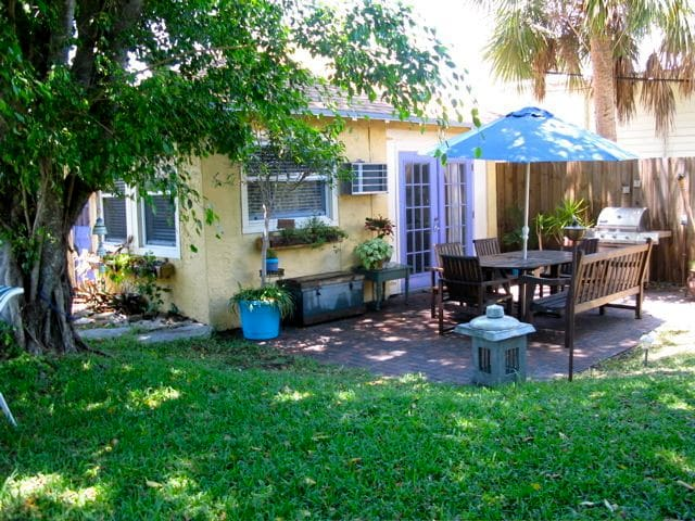 Delray Beach - Pineapple Grove - Delray Beach - Cabane