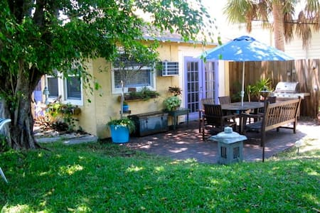 Delray Beach - Pineapple Grove - Delray Beach - Chalet