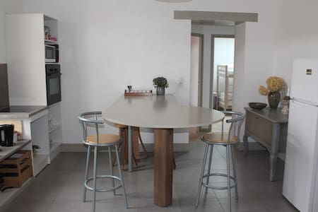 Cottage 95m2 near Reims  - Cauroy-lès-Hermonville - 独立屋