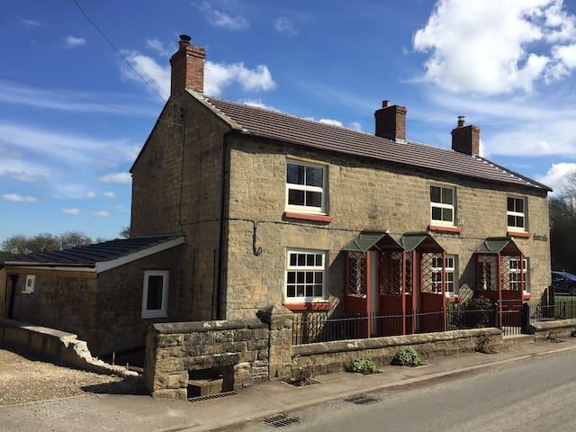 Hudson Cottage - Chapel Row