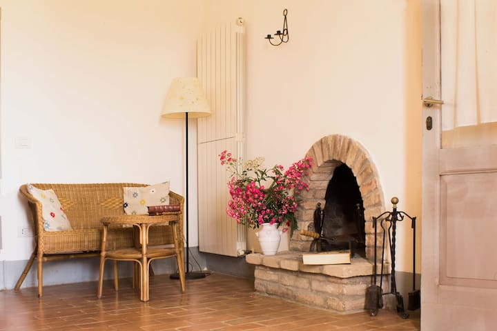 Relaxing in farmhouse Perugia - Perugia - Appartement