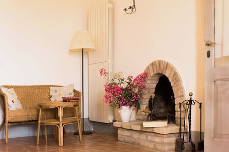 Relaxing in farmhouse Perugia - Perugia - Apartament