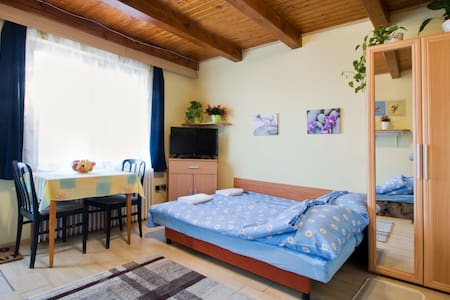 WINTEROFFER apartment+garden 25min from the center - Budapest