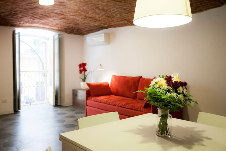 cozy apartment in central position