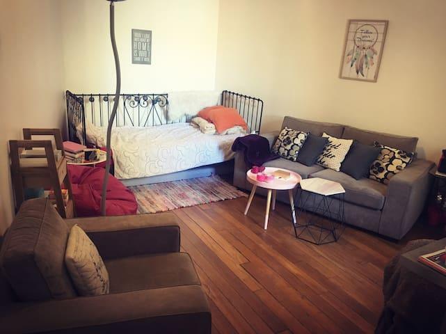 Appartement à partager (pour femmes seulement)