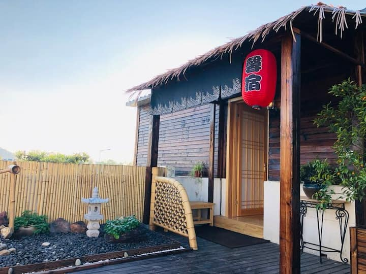 苏州市金庭镇西山岛馨宿日式双家庭套房