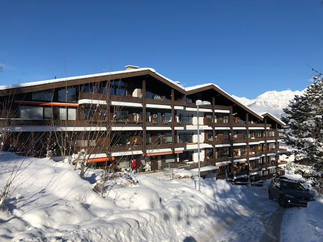 Luxury Wintersport Apartment in Axams