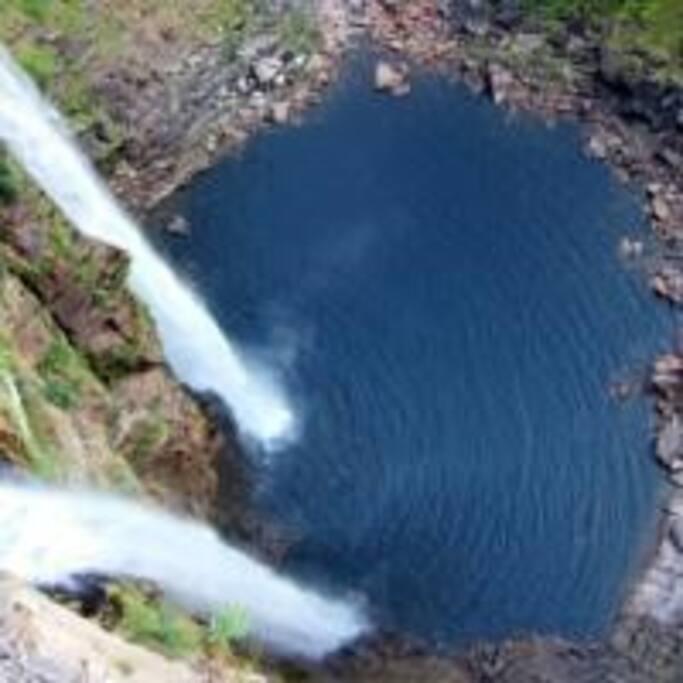 cachueira salto do rio preto
