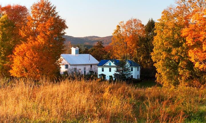 Pixley Knob Hill Farm (1818)