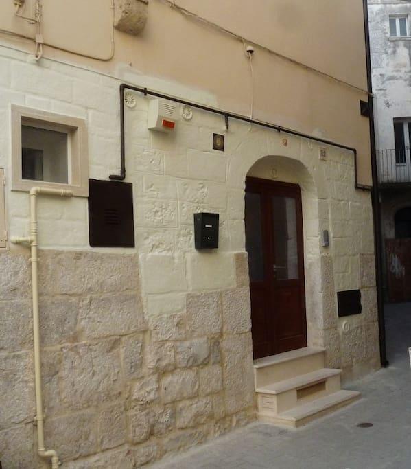 Casa stanislao stanislhaus houses for rent in altamura for Gallery house altamura