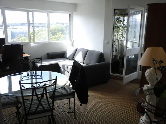 appartement de 59 mètres pour 1 à 4 - Nantes - Apartment