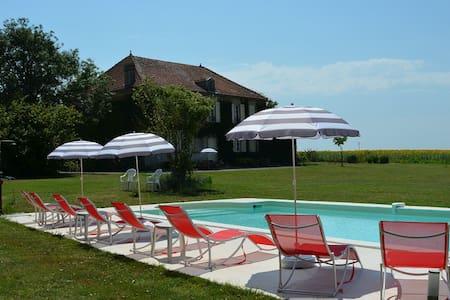 Chambres d'Hôtes DOMAINE DE CHAUNAC - Chaunac