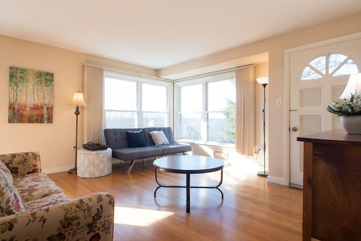 A Comfy Hilltop Home