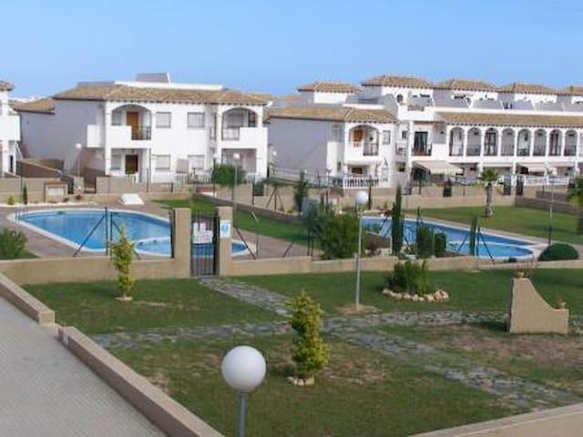 Playa Punta Prima -Torrevieja-Casa Weber