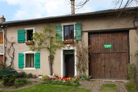 Chambres d'hôtes à Burtoncourt - Burtoncourt