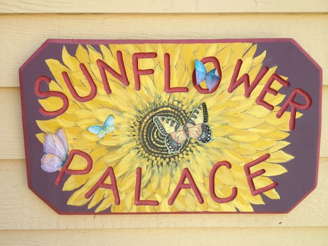 Sunflower Palace ~ Old Mill District