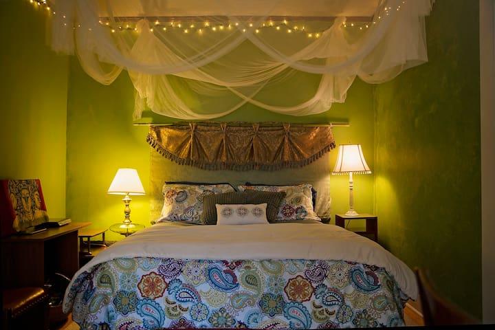 The Nataraj... sweet suite!