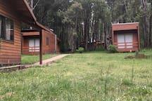 Cabaña 1 Hualles de Pucón