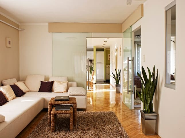 Great location-luxury, design flat! - Budapeste - Apartamento