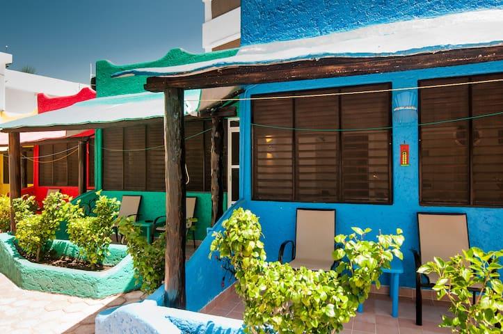SEA studio in la petite France - Puerto Morelos - Villa