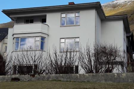 Charming house in Fuglafjørđur