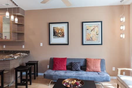 Luxury 2BD/2BH in Historic CWE/1E M - St. Louis - Wohnung