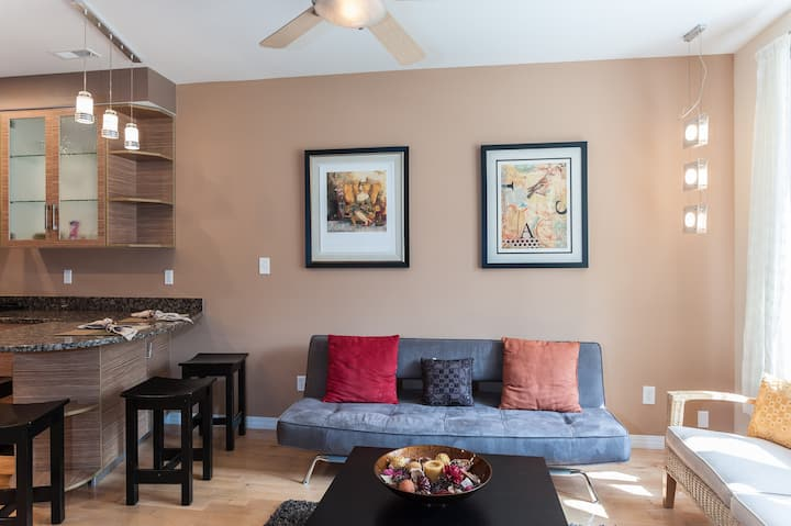 Luxury 2BD/2BH in Historic CWE/1E M