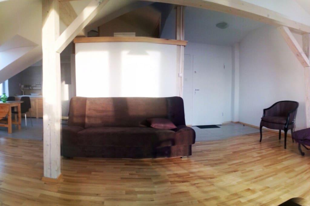 Pokój dzienny / Living room