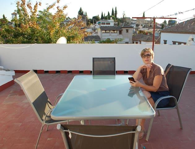 Granada, Albaicin Aliatar