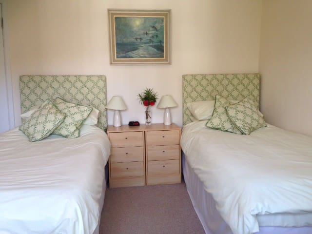 4* B&B all en-suite, Wifi & parking - Tregony  - Bed & Breakfast