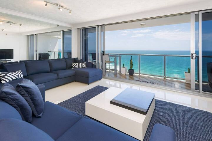 Peninsula 34th Floor 2 Bedroom Ocean Views