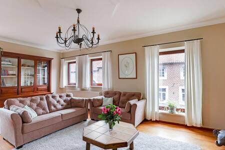 Ruim appartement in Borgloon bij het centrum
