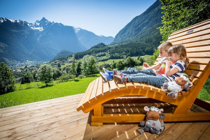 Family paradise in the Tyrolean ski & hiking area