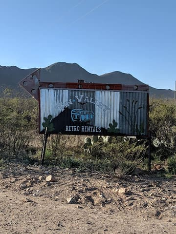 Tin Valley sign